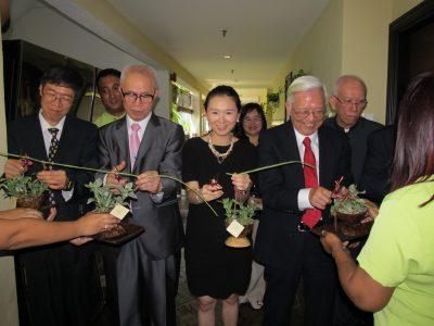 金馬養生酒店正式開幕