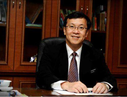 馬來西亞高等教育部副部長YB Dato' Dr. Hou Kok Chung何國忠博士