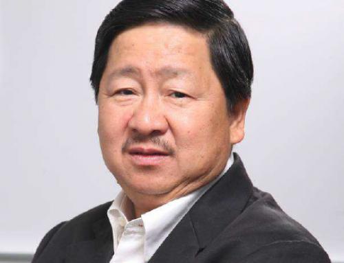 馬來西亞財政部副部長YB Dato 林祥才獻詞